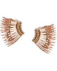Mignonne Gavigan - Wings Beaded Earrings - Lyst