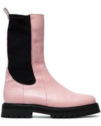 Marques'Almeida - Klara Army Boots - Lyst