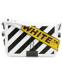 Off-White c/o Virgil Abloh - Diag Mini Shoulder Bag - Lyst