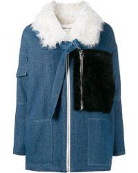 Sandy Liang - Citroen Jacket - Lyst