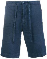 Loro Piana - Classic Chino Shorts - Lyst