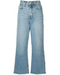 Nobody Denim - Freya Wide-leg Jeans - Lyst