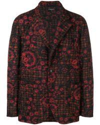 Engineered Garments - Folk Printed Blazer - Lyst