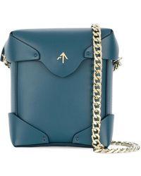MANU Atelier - Mini Pristine Crossbody Bag - Lyst