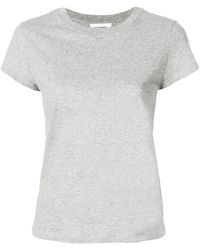 Courreges - Printed T-shirt - Lyst