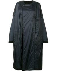 Y-3 - Oversized 'sleeping-bag' Coat - Lyst