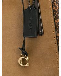 f494173f89ca ... order coach dreamer 36 colour block bag lyst ed391 194a6