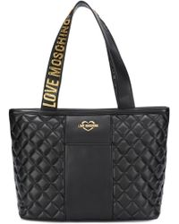 Love Moschino - Quilted Shoulder Bag - Lyst