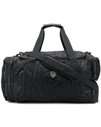 EA7 - Logo Patch Holdall - Lyst