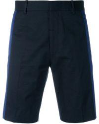 Alexander McQueen | Lateral Panels Bermuda Shorts | Lyst