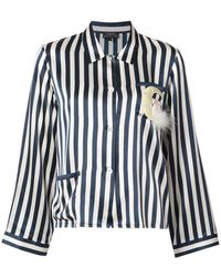 Morgan Lane - Owl On The Moon Ruthie Top - Lyst