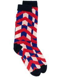 Henrik Vibskov - Barber Socks - Lyst