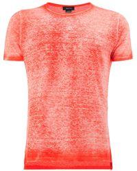 Avant Toi - Faded Effect T-shirt - Lyst