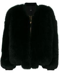 Numerootto - Short Zip Jacket - Lyst