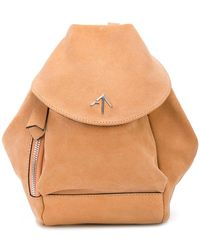 MANU Atelier - Mini Fernweh Convertible Backpack - Lyst