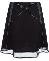 J.W. Anderson | Stitching Details Skirt | Lyst