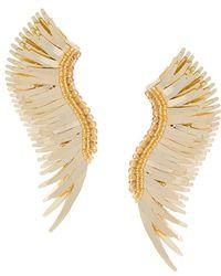 Mignonne Gavigan - Long Wings Beaded Earrings - Lyst