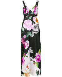 Off-White c/o Virgil Abloh - Floral Sleep Dress - Lyst