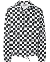 McQ - Chess And Swallow Hoodie - Lyst