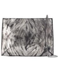 UMA | Raquel Davidowicz - Leather Tunga Shoulder Bag - Lyst