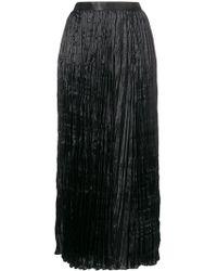 Junya Watanabe - High-waist Pleated Skirt - Lyst