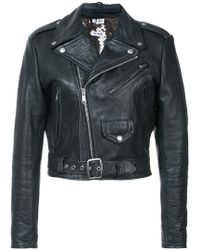 RE/DONE - Sequin Lining Jacket - Lyst