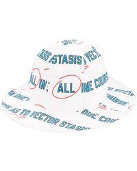 Sacai - Vector Bucket Hat - Lyst
