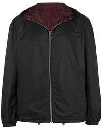 Prada - Zipped Lightweight Jacket - Lyst
