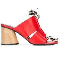 Proenza Schouler - Knotted Rope Sandals - Lyst