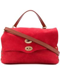 Zanellato - Stud Detail Tote Bag - Lyst