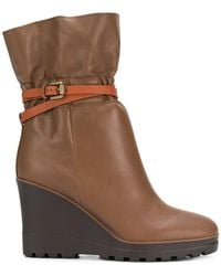 See By Chloé - Wedge Boots - Lyst