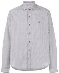 Jeckerson - Short Striped Shirt - Lyst