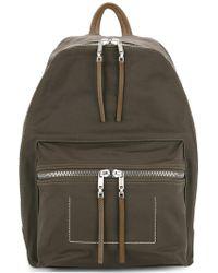 Rick Owens - Utility Pocket Backpack - Lyst
