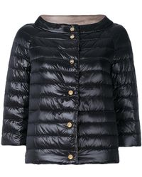 Herno - Reversible Padded Jacket - Lyst