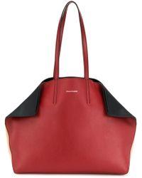Alexander McQueen - Fold-in Tote Bag - Lyst