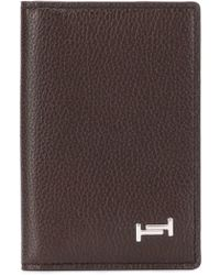 Tod's - Double T Bifold Cardholder - Lyst