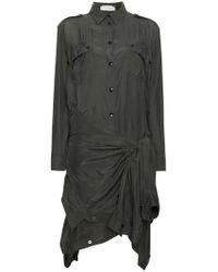 Faith Connexion | Silk Dress | Lyst