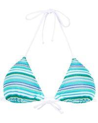 Cecilia Prado - Knit Beatrix Bikini Top - Lyst