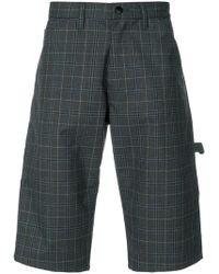 Junya Watanabe | Checked Shorts | Lyst