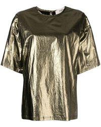 Ports 1961 - Short Sleeve Oversized T-shirt - Lyst