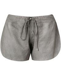 UMA | Raquel Davidowicz - Drawstring Shorts - Lyst