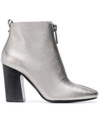 Femme Escarpins Argent Lyst Chaussures S2014801650006 Sandales qzy5RUIyw