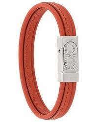 Ferragamo - Armband mit Gancio-Detail - Lyst