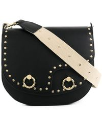Tila March - Studded Linda Besace Bag - Lyst