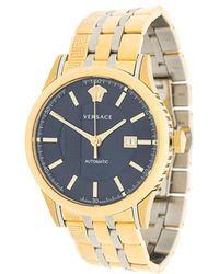 Versace - Aiakos Watch - Lyst
