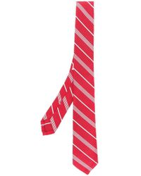 Thom Browne - Small Repp Stripe Necktie - Lyst