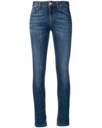 Liu Jo - 'Monroe' Skinny-Jeans - Lyst