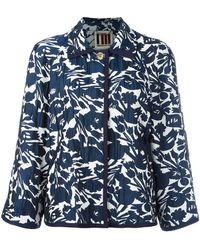 I'm Isola Marras   Floral Print Jacket   Lyst