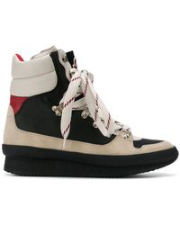Isabel Marant - Brendta High Top Trainers - Lyst