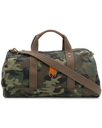 Polo Ralph Lauren | Camouflage Holdall | Lyst